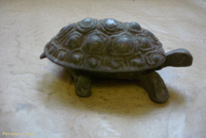 Как сделать пепельницу из черепахи видео